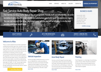 Atlas Auto Body Repair