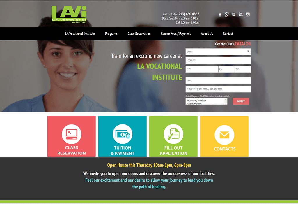 LA Vocational Institute